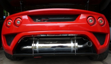 "Lotus 2-eleven ""211"" Exhaust System Comparison"